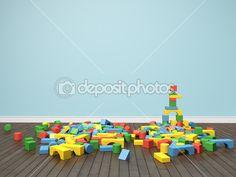 Building blocks — Stock Image #14361063