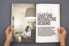 MagSpreads - Editorial Design and Magazine Layout Inspiration: The Design Society Journal № 2