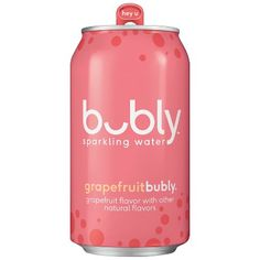 bubly Sparkling Water 3 Flavor Variety Pack 12 Ounce Cans 18 Count * Click image for more details. (This is an affiliate link) Water Packaging, Beverage Packaging, Sparkling Drinks, Water Logo, Mountain Dew, Natural Flavors, Coconut Water, Grapefruit, Packaging Design