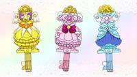 Dress Up Key   Pretty Cure Wiki   Fandom powered by Wikia