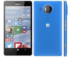 Рендеры Lumia 940 (Talkman) и 940XL (Cityman) на Windows 10