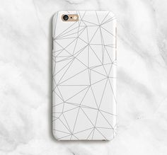 iPhone 6 s cas géométrique iPhone 6 s Plus cas par LovelyCaseCo