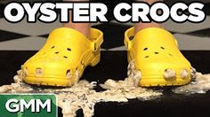 Good Mythical Morning - YouTube Good Mythical Morning, Shoe Game, Crocs, Games, Beast, Youtube, Link, Gaming, Youtubers