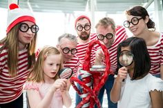 Things to do with Kids in the School Holidays. Where's Wally at Queen Elizabeth Park at the Arcelor Mittal Orbit