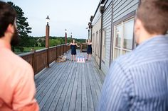 Wedding games. Corn hole. Photo from Leisha & Travis Wedding collection by Katie Wilson Photography