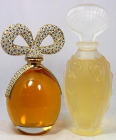 French Factice Perfume Bottles