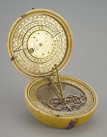 Epact: Astronomical Compendium signed by Charles Whitwell, circa 1600