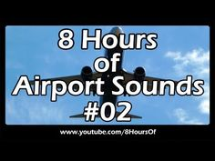 8 Hours of airport lounge sounds. You will hear planes taking off and planes landing on the airport. If you listen to this during sleep or meditation you will feel peaceful and calm. Great for tinnitus, meditation, yoga, when you study, go to sleep, have insomnia or have sleep deprivation. Please like, subscribe and comment if you enjoyed this video. It will really help me out a lot. :) http://www.youtube.com/subscription_center?add_user=8hoursof