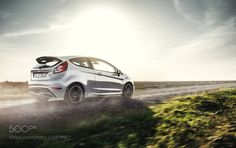 Ford Fiesta ST200 by CiprianMihai