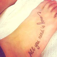 love this tattoo.