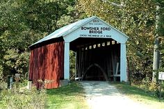 Bowsher Ford Covered Bridge
