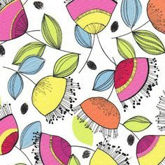 Image result for sixties design abstract fabric