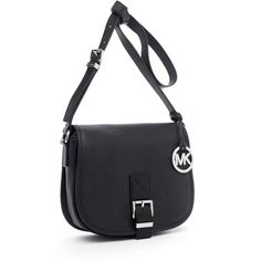 Michael Michael Kors Medium Saddle Bag Messenger e296e7cd4a2
