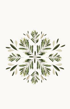 delta-breezes:  Botanical Patterns | CoCorrina