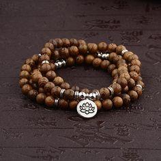 Strength Bracelet - Lotus