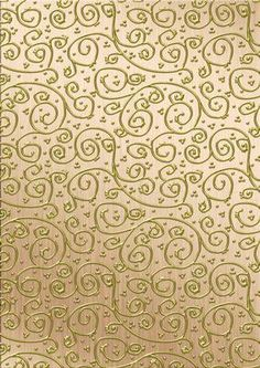 Metallics Metallic Swirls Gold Backing Paper on Craftsuprint designed by Carol Clarke - A gorgeous backing paper with a lovely subtle linen texture topped with a with a beautiful 'Gold metallic swirl' effect for all your crafting needsThis sheet is also available as part of a Bumper Value Pack.This sheet will mix match and coordinate with all my other Metallics downloads too - Now available for download!