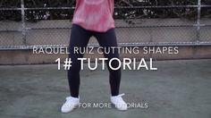 TUTORIAL CUTTING SHAPES - by Raquel Ruiz