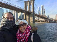 Buenas vacaciones en #newyorkcity Ya llegaron a su fin y nos dejan las ganas de seguir hechándole para conocer otras ciudades! #vacaciones #enero2017