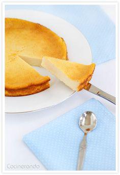 Cocinerando: Pastel de Queso Ligero