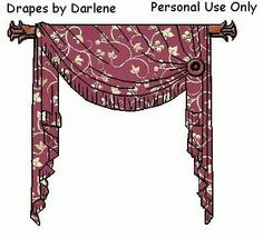 A page of Home Decor Mini Printables - Sherree - Picasa Web Albums Dollhouse Quilt, Dollhouse Miniatures, Paper Doll House, Paper Dolls, Window Coverings, Window Treatments, Bed Curtains, Picasa Web Albums, Quilt Bedding