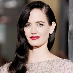 """It's hard not to fall in love with Eva Green—even when she's just a voice on the phone. """"I'm in Ireland at the moment,"""" she purred sounding every inch the femme fatale she often plays on the silver screen. """"We just started about a week ago and then I'm going to go straight over to…"""