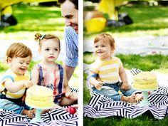 a birthday party for samson! | Love Taza
