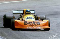 1976 GP Hiszpanii (Ronnie Peterson) March 761 - Ford