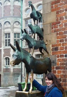 things to do in bremen_townmusicalstatue