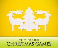 6 Fun Christmas Games for English Practice