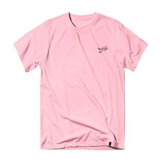 #JustHaveFun tee in pink