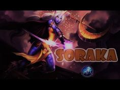 SORAKA SUP   NO DEJEN MOVER A SORAKA   TEMP 7.7