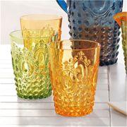 Sur La Table® Colored Acrylic Double Old-Fashioned Glasses, 14 oz. | Sur La Table