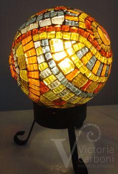 Mosaic Bottles, Garden Globes, Bowling Ball, Garden Ornaments, Beveled Glass, Recycled Art, Charcuterie, Mosaic Art, Diy Art