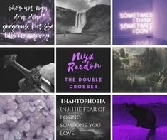 R.I.P. NIYX. HE DESERVES SO MUCH BETTER! Aesthetic by The Book Lover