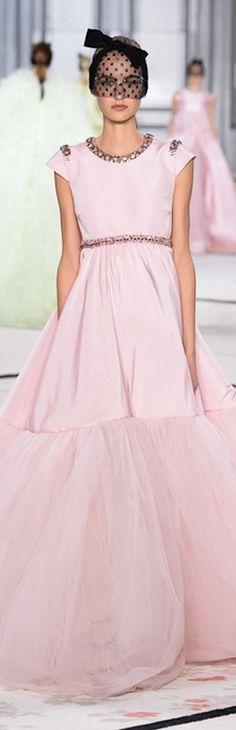 Giambattista Valli Spring 2015 Couture Yasemin Aksu
