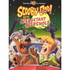 Scooby-Doo and the Reluctant Werewolf (dvd_video)
