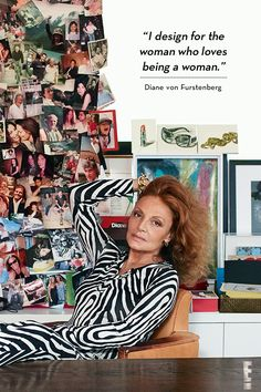 Sunday nights are about to get very stylish! In this new original docu-series from E!, you're invited into Diane von Furstenberg's glamorous world, as eight young women learn what it takes to become a Global Brand Ambassador for #DVF.  Watch HOUSE OF DVF, starting Sunday, November 2, 2014 at 10|9c on E!