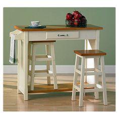 3-Piece Clemence Breakfast Table Set