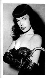The Ultimate Pinup Queen, With a Peek at the Sad Side 'Bettie Page Reveals All,' About the Queen of Curves