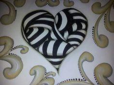 Hjärte knut A.Gadde