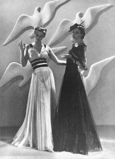Chanel. Harper's Bazaar 1937