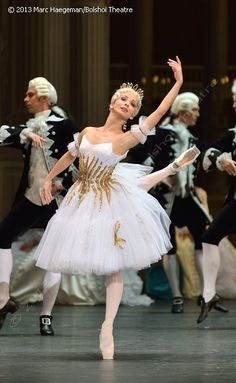 The Bolshoi dances Marco Spada 2013
