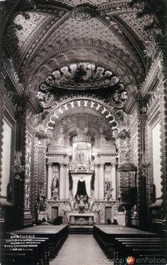 Fotos de Morelia, Michoacán, México: Interior del Santuario de Guadalupe