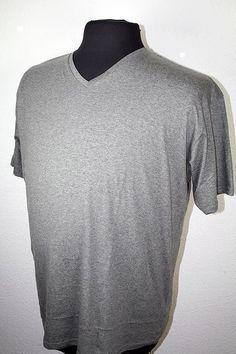 ** Kitaro Shirt V-Neck 152140-5103 5-7XL grau