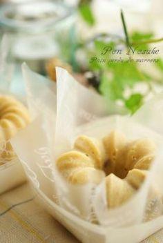 「マロン・パン・ぺルデュ」ぽんのすけ | お菓子・パンのレシピや作り方【corecle*コレクル】
