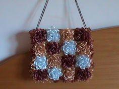 (2) Сумочка-клатч от итальянских дизайнеров для наших маленьких модниц. Часть 2 - YouTube