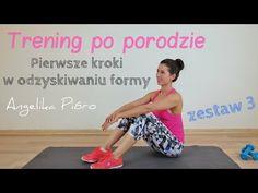 Mama w formie - ćwiczenia dla kobiet po ciąży - YouTube