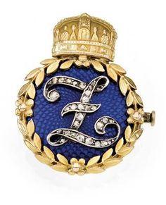 Broche de la emperatriz Zita de Austria