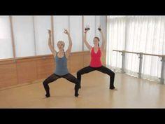 Dancer's Twist Workout - YouTube