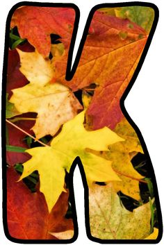 Monogram Alphabet, Alphabet And Numbers, The Last Leaf, Fall Boards, Tropical Party, Autumn Leaves, Hand Lettering, Diy And Crafts, School